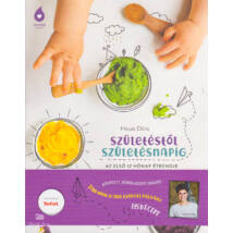 Születéstől születésnapig - Az első 12 hónap étrendje