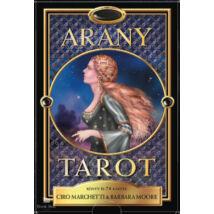 Arany tarot - Könyv és 78 kártya