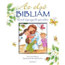 Az első Bibliám - fehér - Kicsik legnagyobb ajándéka