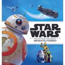 Star Wars - Galaktikus kalandok - Mesegyűjtemény