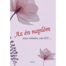 Az én naplóm (virágos borító)