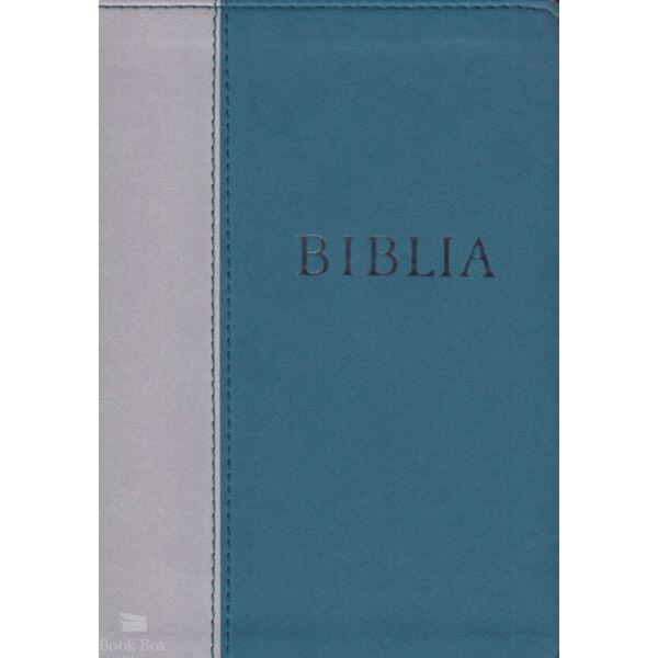 Biblia - Revideált új fordítású - középméret - zöld
