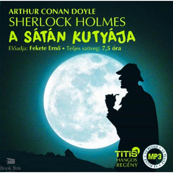 Sherlock Holmes - A sátán kutyája  - Hangoskönyv