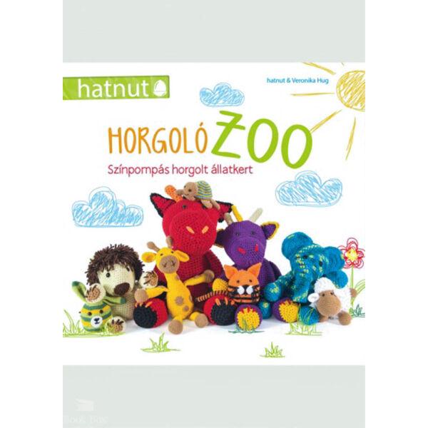 HorgolóZOO - Színpompás horgolt állatkert
