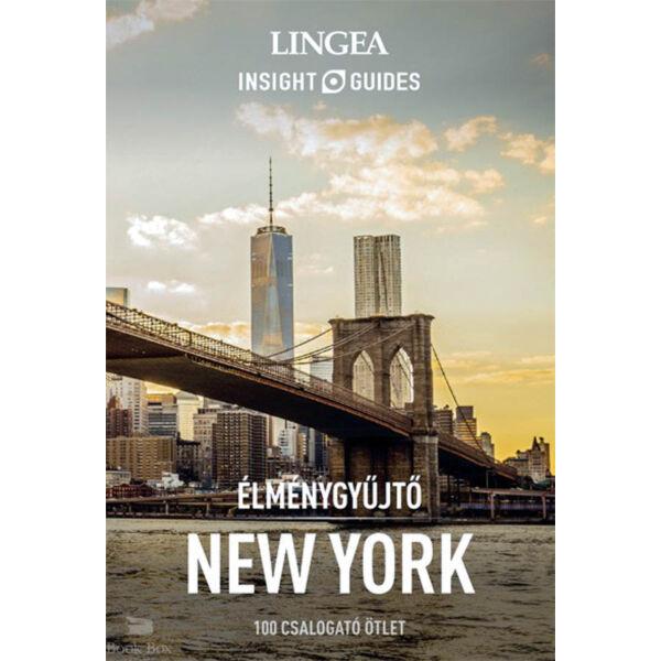 Élménygyűjtő - New York - 100 csalogató ötlet