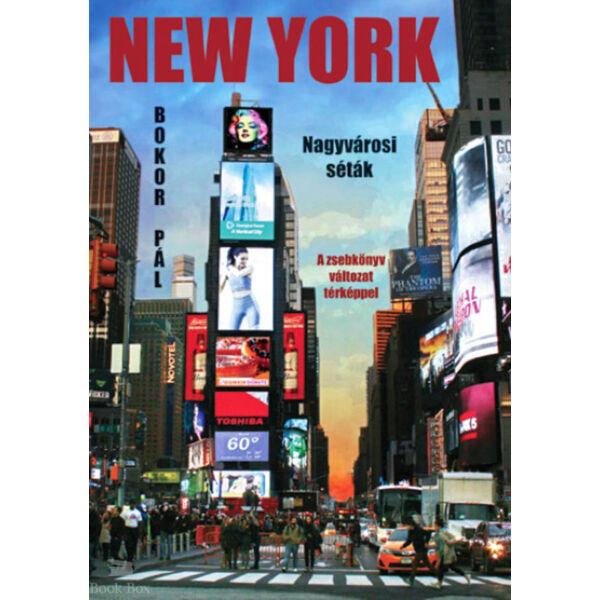 New York - Nagyvárosi séták - A zsebkönyv változat