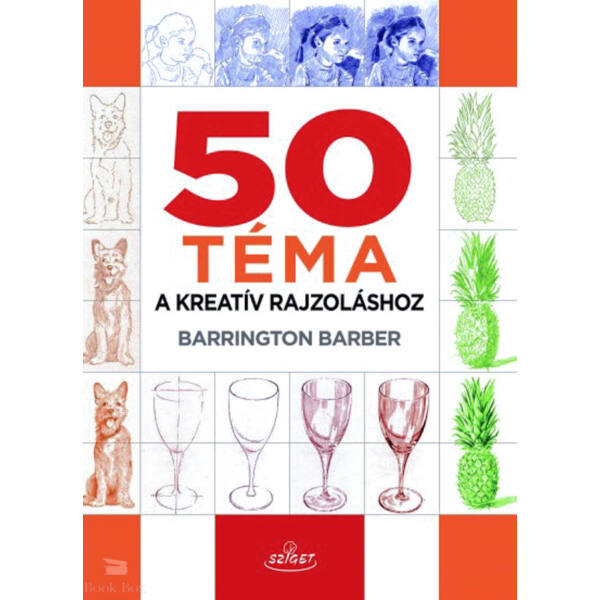 50 téma a kreatív rajzoláshoz