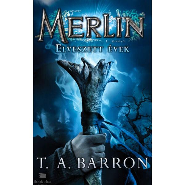 Elveszett évek - Merlin 1. könyv