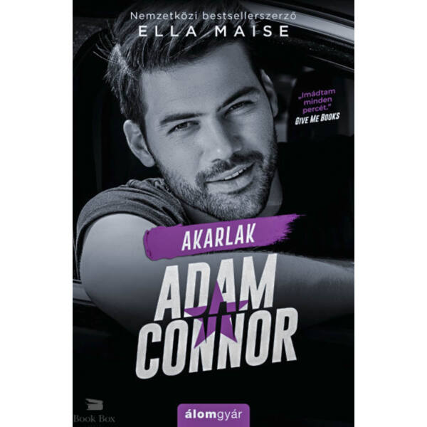 Akarlak, Adam Connor