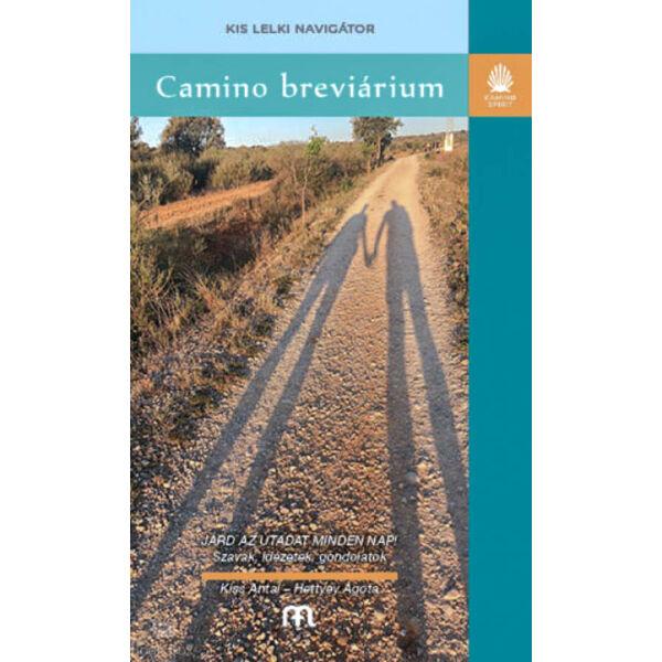 Camino breviárium - Kis lelki navigátor