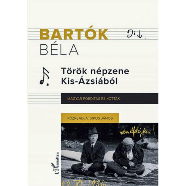 Török népzene Kis-Ázsiából - Magyar fordítás és kották