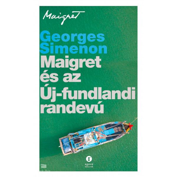 Maigret és az Új - fundlandi randevú