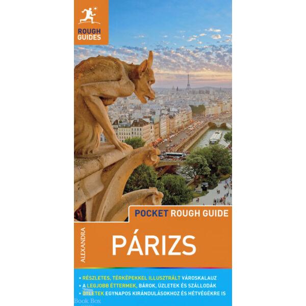 Párizs  - Térképmelléklettel