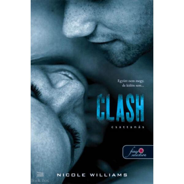 Clash - Csattanás - keménykötés - Zuhanás 2.