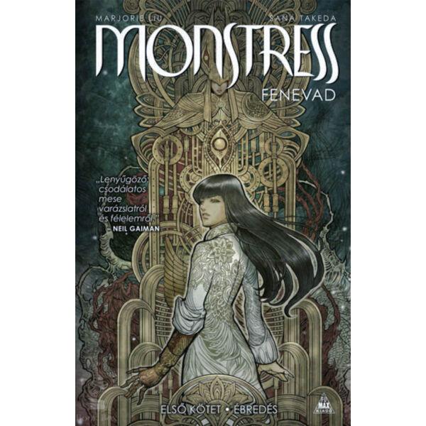 Monstress - Fenevad - Első kötet - Ébredés