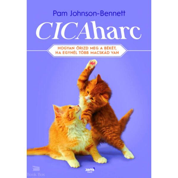 Cicaharc - Hogyan őrizd meg a békét, ha egynél több macskád van
