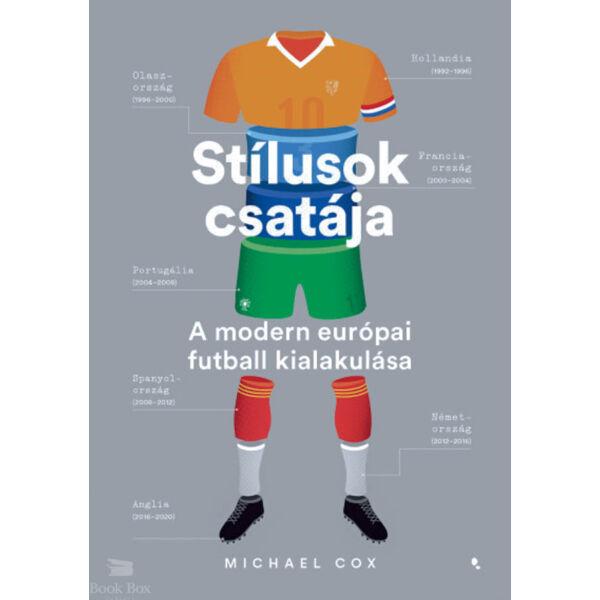 Stílusok csatája - A modern európai futball kialakulása