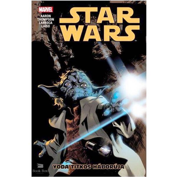 Star Wars: Yoda titkos háborúja  - képregény