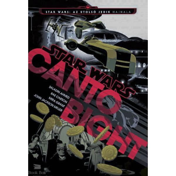 Star Wars: Az utolsó Jedik hajnla  - Canto Bight