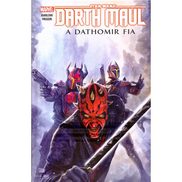 Star Wars: Darth Maul, a Dathomir fia