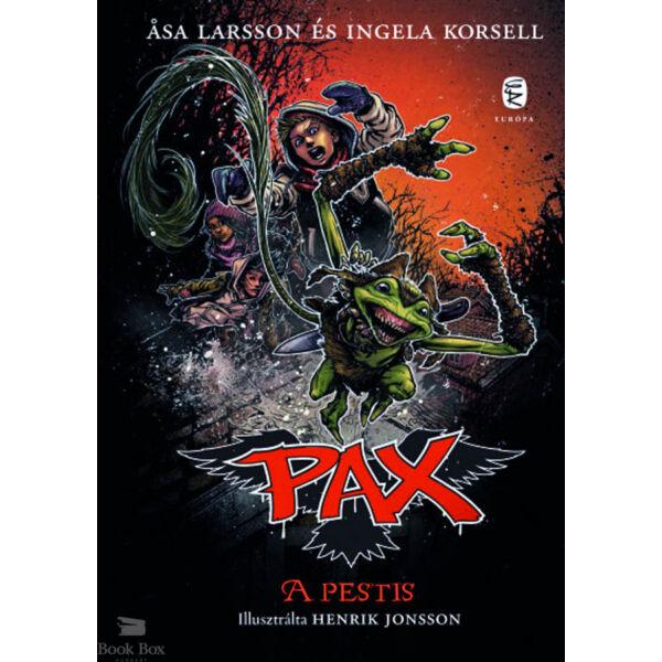 A pestis - PAX 7.