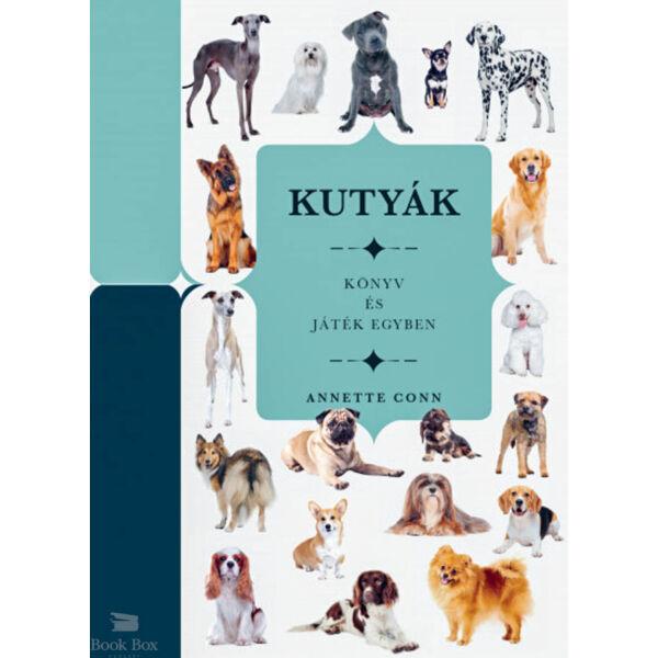 Kutyák - Könyv és játék egyben