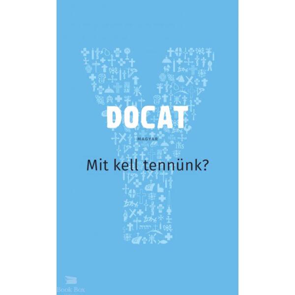 DOCAT - Mit kell tennünk?