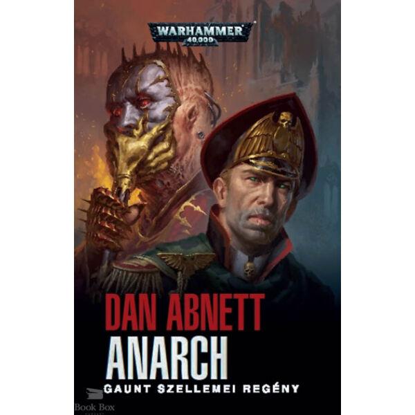 Anarch - Gaunt szellemei regény